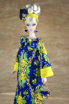 Creations, specializes in one-of-a-kind doll designs, formed by fashion designer, Mario Paglino and graphic art director, Gianni Grossi. Ooak Dolls, Barbie Dolls, Burlesque, Doll Parts, Barbie Clothes, Fashion Dolls, Sicily, Friends, Creative Ideas