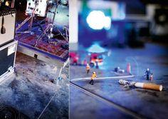 Wir schaffen Spielräume – Die Luft brennt...