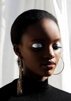 Eclectic Design, Fashion Labels, New Age, Hoop Earrings, Silhouette, Accessories, Clothes, Collection, Jewelry