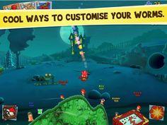 Worms 3 Screenshot 5 : http://goo.gl/e4E9xt