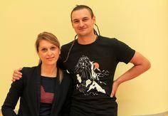 Aneta Hołówek i Adam Bielecki