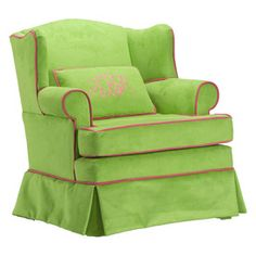 child's upholstered chair, too cute !