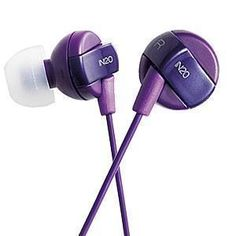 Elecom Headphones Purple