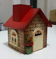 Country Paintings, House Made, Art Decor, Home Decor, Feng Shui, Home Art, Projects To Try, Christmas Decorations, Clay