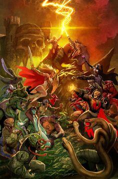 Dan Abnett's He-Man: The Eternity War Coming From DC Comics | Comicbook.com