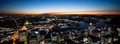 Sydney night lights facebook cover