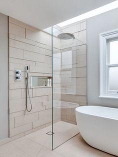 Ưu điểm của các tấm vách kính nhà tắm vệ sinh