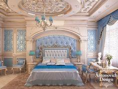 Усадьба Заречье – элитный дизайн квартир от Antonovich Design