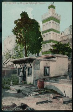 Mosquee de Sidi Abderrahmane