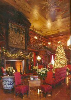 Splendid Sass: CHRISTMAS AT THE BILTMORE