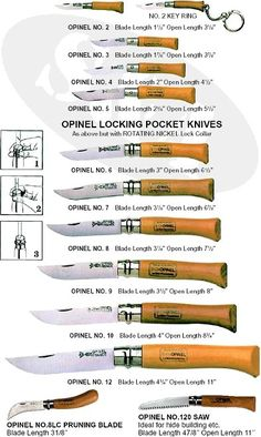 Opinel No. 8 Garden Knife - Page 2