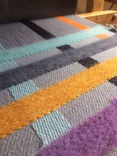 Sophie Graney Woven Textiles Graduate Weaving