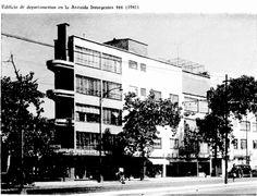 Insurgentes 444 Roma Arq Villagran 1941