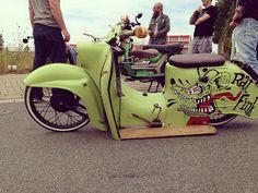 Looooooooooow! #bavariancustomcrew #miasancustom #bcc #custom #custombike…