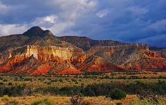 If you want a permanent change of scenery, New Mexico may be the state for you.