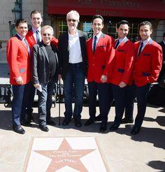 Jersey Boys Celebrates 5 Years in Vegas! www.702chic.blogspot.com