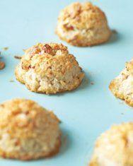 Coconut Macaroons Recipe & Video | Martha Stewart