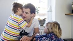 In Sweden, it's not unusual for a man to take six months off to mind his baby - then return to work four days a week. As debate rages here o...