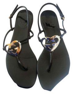 Gucci Sandals Flats $132