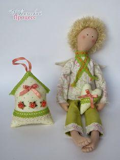 Моя первая кукла и другие радости