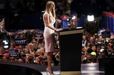 Ivanka Trump Treats The GOP Like QVC By Using The RNC To Sell Her Clothing Line