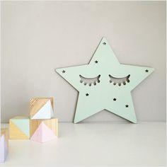 Image of Birch Plywood Sleepy Star