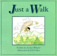 Jordan Wheeler has adapted this popular oral story featuring Chuck, a young boy full of life, who loves adventure and who haphazardly finds himself in the funniest and most unbelievable situations. In Just a Walk, Chuck decides to go for a walk in the forest where he encounters birds, fish and even a bear.