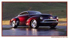 Hot Rod Holden efijy