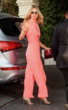 January Jones - CFDA/Vogue Fashion Fund Show 2016 - October 2016