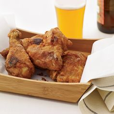 Beer-Battered Butter