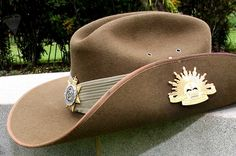 T Royal Australian Corps of Transport - Australian Army - Slouch Hat. c600c7f274bc