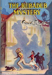 The Rubadub Mystery by Enid Blyton. One of my favourites by this author