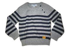 Stoere #baby #jongens #trui #winter #webshop #silvianheach #babykleding #boy