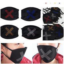 CUBIC X Face MASK ~Fashion Korean Kpop BIGBANG Magazine Tshirt Hat Sweatshirt