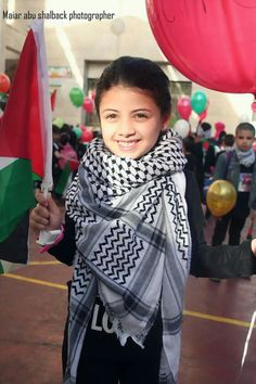 Palestine Girl, Palestine History, Muslim, Islamic, Laughter, Happiness, Calligraphy, Joy, Smile