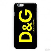 D & G Dolce Gabbana iPhone Cases Case