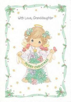 precious moments images clipart | Precious Moments Angels Clip Art ...