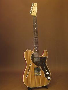 Psychederhythm / Hollow T-Line Custom Guitar Free Shipping!, $3 993.00