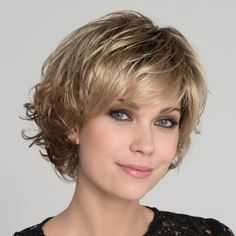 One of our customers wearing the Flair Mono wig in Chocolate Mix. See the Flair Mono Wig Ellen Wille Edgy Haircuts, Medium Bob Hairstyles, Short Hairstyles For Women, Celebrity Hairstyles, Cool Hairstyles, Front Hair Styles, Curly Hair Styles, Natural Hair Styles, Short Dark Hair