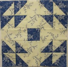 Kansas City Star pattern that was published in the 1950s
