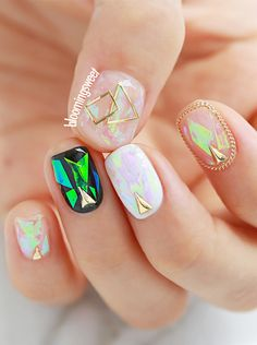 Prism nails