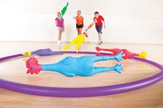 Rainbow® Rubber Critters