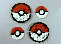 How to make a Perler Bead Pokemon Earbud Holder How to make a Perler Bead Pokemon Earbud Holder – Krysanthe Pokemon Go Perler Bead PatternsPerler Bead Backpack Tags – a great craft forRainbow Stained Glass Star Perler Bead Pattern – # Easy Perler Beads Ideas, Diy Perler Beads, Perler Bead Art, Pearler Beads, Fuse Beads, Fuse Bead Patterns, Perler Patterns, Beading Patterns, Pokemon Earrings