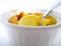 Creme Brulee recipe. I really want to learn how to make this myself at home.