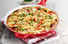Cheap healthy meals: dinners for just £1 a head - Spanish-style tortilla - goodtoknow