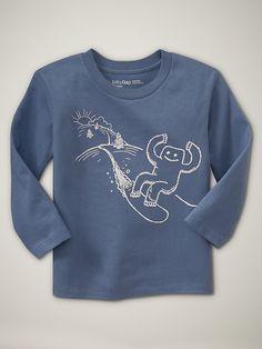 Gap toddler boy t shirt