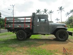 1985 Toyota Land Cruiser HJ45/FJ45 DIESEL Pick up