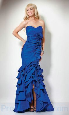Shop for Jovani prom dresses and ball gowns at PromGirl. Designer prom gowns, elegant evening gowns for galas, and long designer pageant gowns. Royal Blue Prom Dresses, Prom Dresses Jovani, Homecoming Dresses, Strapless Dress Formal, Evening Dresses, Graduation Dresses, Quinceanera Dresses, Dress Long, Affordable Prom Dresses