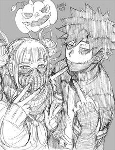 Himiko & Dabi