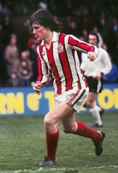 Simon Stainrod Sheffield United 1977 Sheffield United Fc, 1970s, Soccer, England, Clock, The Unit, Football, Memories, Sports